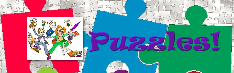 Puzzles - Team Work
