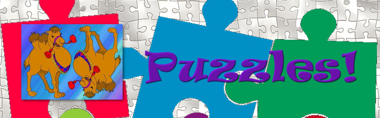 Puzzles - Topsy Turvey Camel